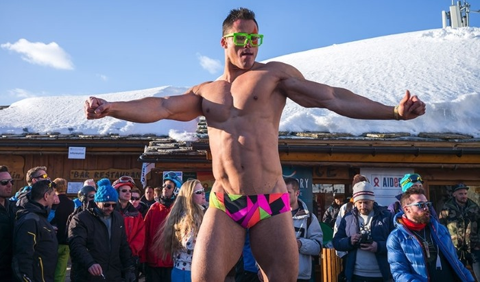 European Snow Pride 2017